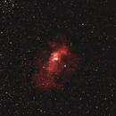 NGC 7635-The Bubble nebula,                                gibran85