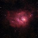 M 8 Lagoon Nebula,                                Hamid Naseri