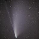 C/2020 F3 (NEOWISE) le 21 juillet 2020,                                Thomas Collin