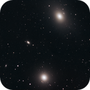 M86 and M84,                                alistairmac