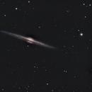 NGC 4565 The needle galaxy LRGB,                                  John