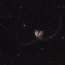NGC4038 - Antennae Galaxies,                    Peter Goodhew