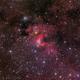 Sh2-155  - Deep Sky West Remote Observatory,                    Deep Sky West (Ll...