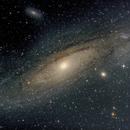 M31 Andromeda,                                Gerald01