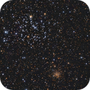 Messier 35 and NGC 2158,                                Kharan