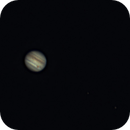Jupiter and Saturn's great conjunction_telescopic view,                                J_Pelaez_aab