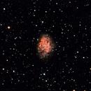 M1 - Crab Nebula,                                Cluster One Observatory