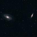 M81/M82,                                normmalin