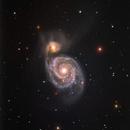 The Whirlpool Galaxy,                                Matt Harbison