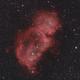 Soul Nebula,                                  Bernd Steiner