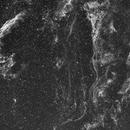 NGC 6960 & 6962 Veil Nebula,                                Yizhou Zhang