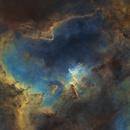 IC 1805 - Center Of The Heart Nebula - Starless [SHO],                                jdifool