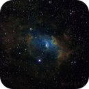 NGC 7635 in narrowband,                                Lazze