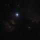 Horsehead and flame nebulae,                                Azaghal