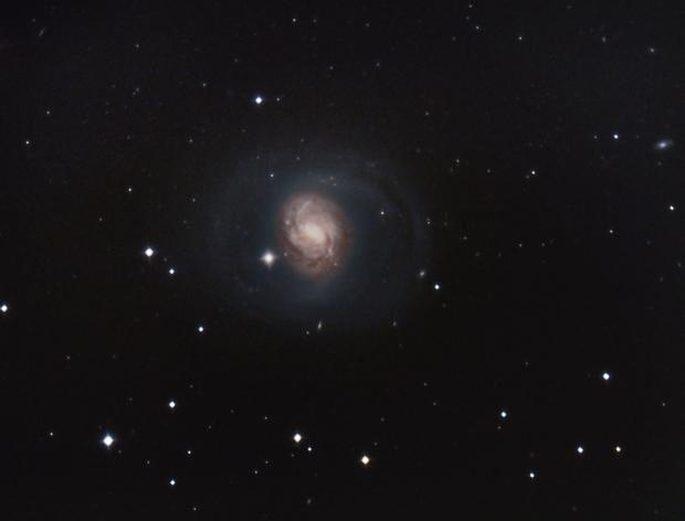 Messier 77,                                Adrie Suijkerbuijk