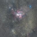 Eta Carinae,                                astrophysician