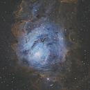 M8 Lagoon Nebula,                                Lynn van Rooijen