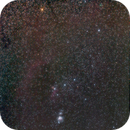 Orion Widefield with C/2020 M3 Atlas,                                Fr3ita6
