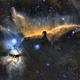 Horsehead and Flame nebula,                                JonathanBlake