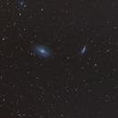 M81 & M82, first light with lots of new gear,                                Jonathan Rupert