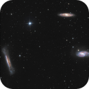 Leo Triplet (M65, M66 and NGC 3628),                                Kevin Whiteside