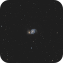 M51, The Whirlpool Galaxy,                                  doug0013