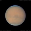 Mars | 2018-07-21 7:36 UTC | RGB,                                  Ethan & Geo Chappel