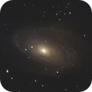 M81 - Bode's Galaxy,                                Ahmet Kale