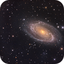 Bode's Galaxy (M81) in LRGB,                    Jose Carballada