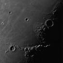 Crater Arhimedes vanishing,                                Olli67