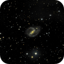 NGC 1097,                                Darien Perla