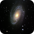 M81 - UHC-RGB,                                Johan Bakker