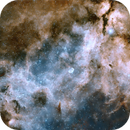 NGC6888 in its atmospheric setting,                                Astro_Martin