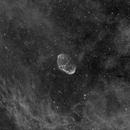 NGC6888 - Ha - Wide field,                                Roberto Botero