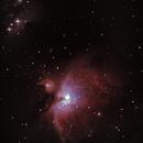 Orion Nebula,                                Anis Abdul