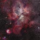 Eta Carinae Nebula - EAA derived,                                DavidLJ