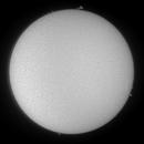 Sun in Halpha - May 31, 2020,                                JDJ