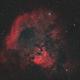 NGC 7822 Wide HAOIII,                                Erik Guneriussen