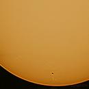 soleil ,                                Eric COUSTAL ( F5ODA )