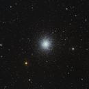 Gran Cúmulo de Hércules 🔭 Esprit100 Súper Apo,                                Astrofotografia A.R.B.