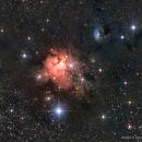 NGC 1579 - Northern Trifid,                                Chris Massa