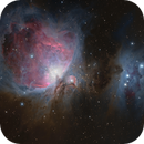 The Great Nebula in Orion,                    Niall MacNeill
