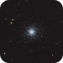 M53 Globular Cluster,                    Jerry Macon