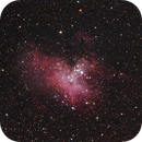 M16 - Eagle nebula unmodified,                                Gendra
