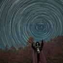 In a galaxy far far away…Star Wars Star Trails,                                  Van H. McComas