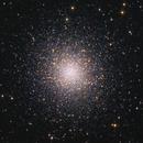 Hercules Globular Cluster (M13),                                Morris Yoder