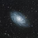 M33 2020 with RASA,                                Jeff Ball