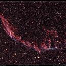 NGC 6992 - Eastern Veil Nebula,                                José Miranda