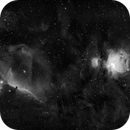 Constelação de Orion - Região das Três Marias,                                Izaac da Silva Leite