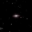 M104 Sombrero Galaxy (Unguided),                                Robert Van Vugt